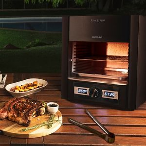 "Elektrogrill ""Perfect Steak"" Hochleistungsgrill 850 Grad 2000W – Bild 5"