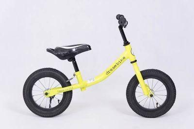 "Laufrad 12 Zoll ""Dream Bike"" Green/Black Cross Country Runbike – Bild 2"
