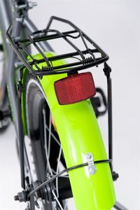 Kinderfahrrad 16 Zoll Dreambike Platinum Special Edition inkl. Fahrradkorb u. Stützrädern – Bild 9