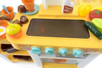 Multifunktionelle Kinderküche Home Kitchen mit viel Zubehör und Funktionen – Bild 5