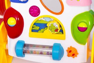 Multifunktionaler Lauflernwagen Hippo Toddle Lauflernhilfe – Bild 7