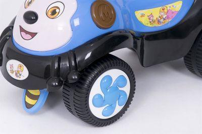 Ride-On Rutscher Bumble Bee blue Kinderrutscher – Bild 4