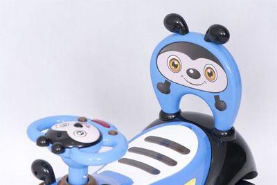Ride-On Rutscher Bumble Bee blue Kinderrutscher – Bild 5