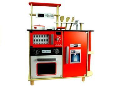 Kinderküche aus Holz Spielküche Kitchen Wood Classic Edition III – Bild 1