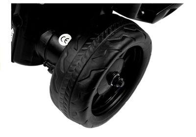 Kindermotorrad BMW S1000RR Trike 6V black Kinderfahrzeug elektrisch Elektromotorrad – Bild 3