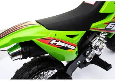 Kindermotorrad Enduro FORCE Z HERO MOTO CROSS Elektromotorrad 6V Kinderfahrzeug elektrisch – Bild 8