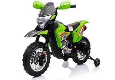 Kindermotorrad Enduro FORCE Z HERO MOTO CROSS Elektromotorrad 6V Kinderfahrzeug elektrisch – Bild 1