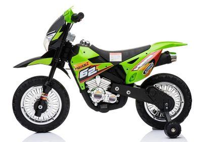 Kindermotorrad Enduro FORCE Z HERO MOTO CROSS Elektromotorrad 6V Kinderfahrzeug elektrisch – Bild 9