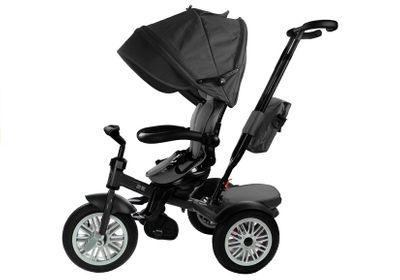 Dreirad Buggy Premium PRO XTRA Black Edition – Bild 2