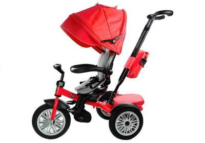 Dreirad Buggy Premium PRO XTRA Red Edition – Bild 3
