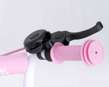 "Kinderfahrrad 16 Zoll ""Little Princess"" Pink inkl. Fahrradkorb u. Stützrädern – Bild 3"
