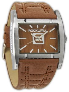 Rockwell Apostle Brown Leather/Brown AP107 Armbanduhr