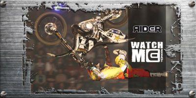 Rockwell Rider Coliseum Red/ White/Blue RCL119 Armbanduhr – Bild 4