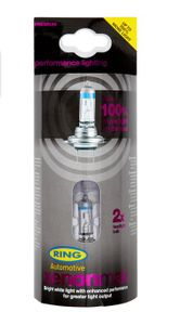 Xenon Max H7  Ring Automotive Scheinwerferlampe 2er Set RW1077 100% mehr Licht