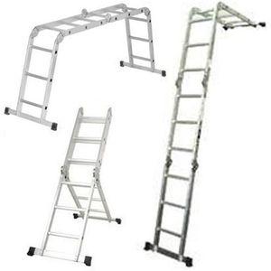 Arbeitsleiter 4in1 - Multi-Position Ladder – Bild 3