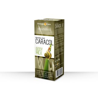 Baba De Caracol Bodymilk von Orange Care