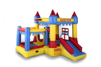 Hüpfburg Happy Bounce New Castle 5in1 Avyna – Bild 1