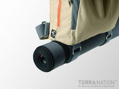 Strandtasche TANE KOPU Rucksack 43,5L mit Isolierkühlfach - in 7 versch. Farben – Bild 11