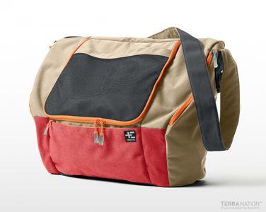 Strandtasche IKA KOPU Umhängetasche 24,5L mit Kühlfach - in drei versch. Farben – Bild 1
