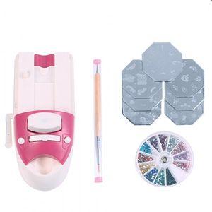Nail Stamping Machine - Fingernagel-Kunstdruckmaschine  – Bild 2