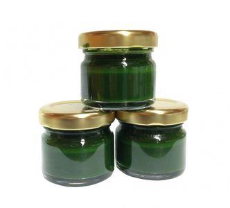 Monatspackung Dinkelgrassaft, tiefgefroren (30 Stk. à 28ml) Premium Qualität – Bild 1