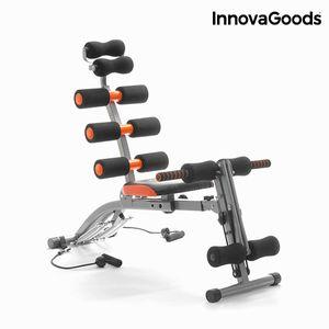 Sixpack Gym 5in1 Bench Bauch-und Rückentrainer Core