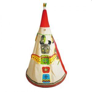 Kinder Indianerzelt - Tipi-Zelt – Bild 2