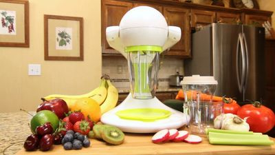 Smoothie Maker Orange Crown Smoothies – Bild 2
