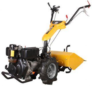 Texas 4-Takt-Universalmaschine inkl. Anbau-/Bodenfräse Pro Trac 750 D