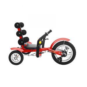 "MOBO Cruiser ""Mini"" Liegefahrrad Kinderdreirad - Liegerad Rot – Bild 3"