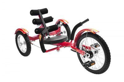 "MOBO Cruiser ""Mobito"" Liegefahrrad Kinderdreirad - Liegerad Rot – Bild 1"