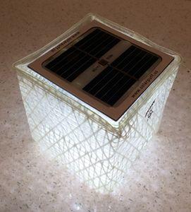 SolarPuff Solarlaterne faltbare Campinglaterne Solarlicht Gartenbeleuchtung – Bild 5
