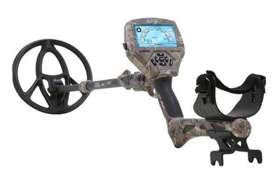 Ground EFX Metalldetektor Camouflage TC2X - Sonderedition Duck Commander Si Robertson