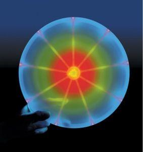 FlashFlight LED-Wurfscheibe Profi - Disco – Bild 2