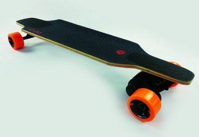 Yuneec E-Go Cruiser Elektro Skateboard – Bild 9