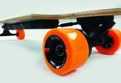 Yuneec E-Go Cruiser Elektro Skateboard – Bild 6