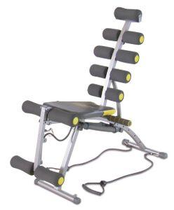 Rock Gym 6in1 Fitnessgerät - der original Rockgym – Bild 1