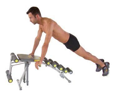 Rock Gym 6in1 Fitnessgerät - der original Rockgym – Bild 5