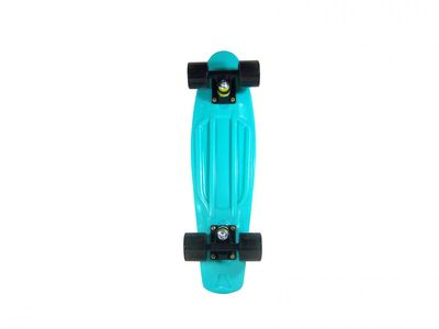 "Mini-Skateboard Retro Board ""Black Wheel"" mint von Triway Sports – Bild 3"