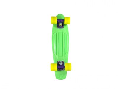 "Mini-Skateboard Retro Board ""Springtime"" green von Triway Sports – Bild 3"