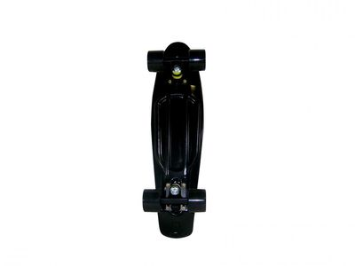 "Mini-Skateboard Retro Board ""The Dark"" von Triway Sports – Bild 3"
