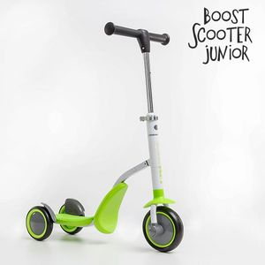 Boost Scooter Junior 2 in 1 Dreiradroller – Bild 1