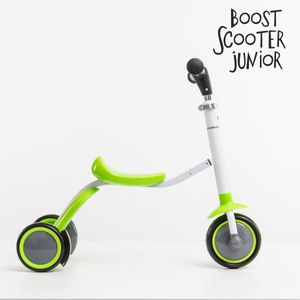 Boost Scooter Junior 2 in 1 Dreiradroller – Bild 2