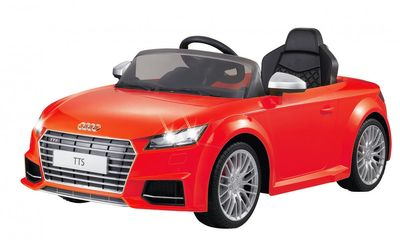 Audi TTS Roadster 2,4 GHz Elektroauto Ride on Car von Jamara in 2 Farben – Bild 4