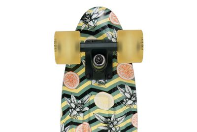 Candyboard Overprint - Mini Skateboard Moto – Bild 3