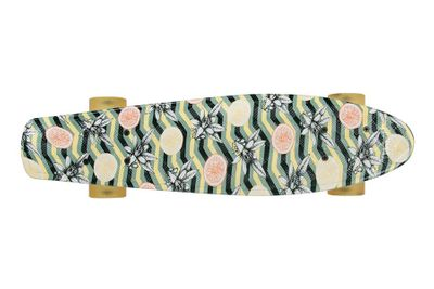 Candyboard Overprint - Mini Skateboard Moto – Bild 1