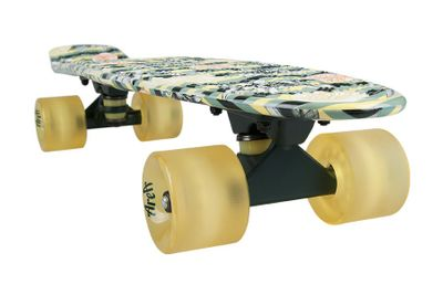 Candyboard Overprint - Mini Skateboard Moto – Bild 4