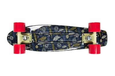 Candyboard Overprint - Mini Skateboard Lulu – Bild 2