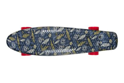 Candyboard Overprint - Mini Skateboard Lulu – Bild 1