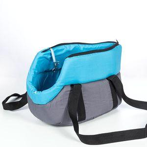 Stoff-Transportbox für Tiere - in zwei Farben erhältlich – Bild 1